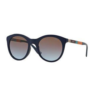 Vogue Women's VO2971SF Blue Plastic Phantos Sunglasses