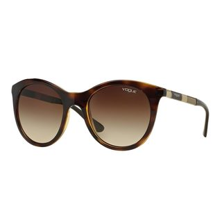 Vogue Women's VO2971SF Tortoise Plastic Phantos Sunglasses