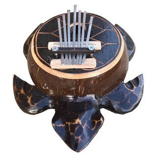 Sea Turtle Kalimba Thumb Piano Karimba Mbira (Indonesia)