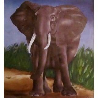 Handmade The African Elephant (Ghana)