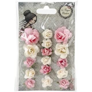 Santoro Mirabelle 2 Paper Flowers
