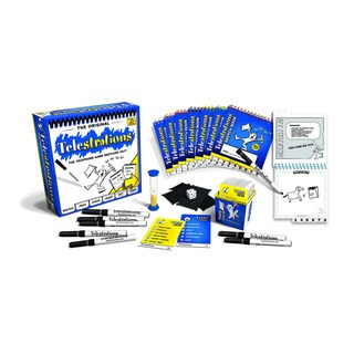 Original USAopoly 8-player Telestrations