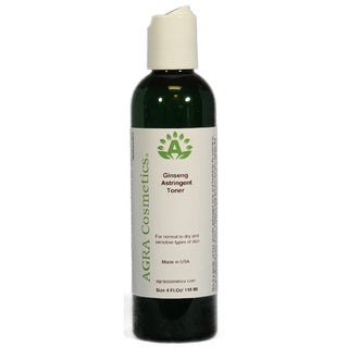 AGRA Cosmetics 4-ounce Ginseng Astringent Toner