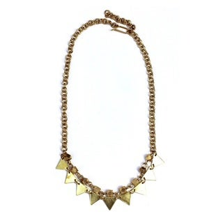 Brass Barika Necklace (Kenya)