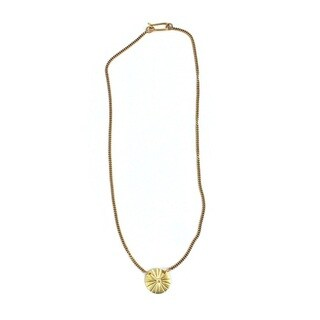 Brass Mumbi Necklace (Kenya)