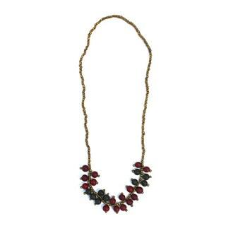 Elena Acai Seed Necklace (Bolivia)