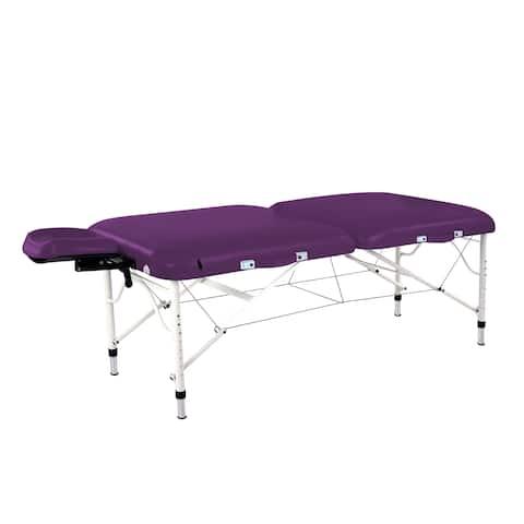 Master Massage Calypso LX 30-inch Portable Massage Table with NanoSkin