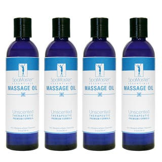 Master Massage 8-ounce Unscented Oil (Pack of 4) https://ak1.ostkcdn.com/images/products/10841615/P17882909.jpg?impolicy=medium