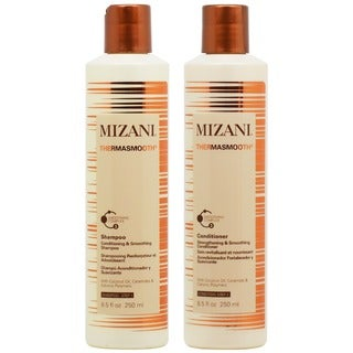 Mizani Thermasmooth 8.5-ounce Shampoo and Conditioner Set