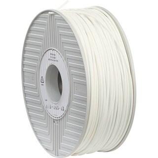 Verbatim ABS Filament 3mm 1kg Reel - White