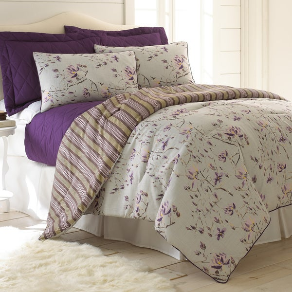 Amraupur Overseas Chloe 6-piece Comforter and Coverlet Set