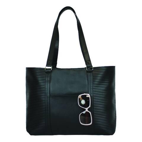 Goodhope Organizer Storeage iPad Tablet Ladies Dual Strap Tote Bag