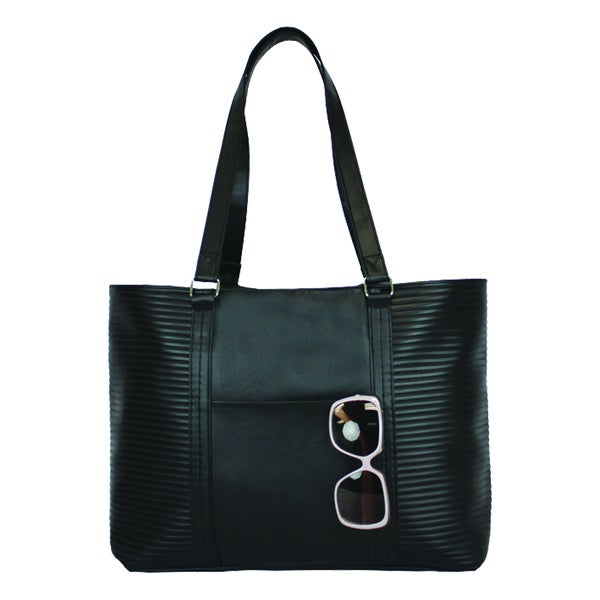 Goodhope Organizer Storeage iPad Tablet Ladies Dual Strap Tote Bag. Opens flyout.