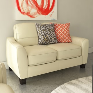 Sawyer Transitional Stationary Loveseat