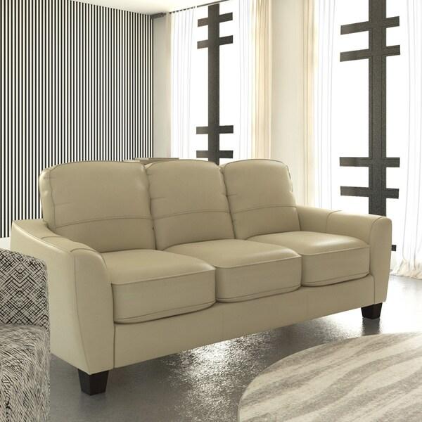 Shop Sawyer Transitional Stationary Sofa Free Shipping