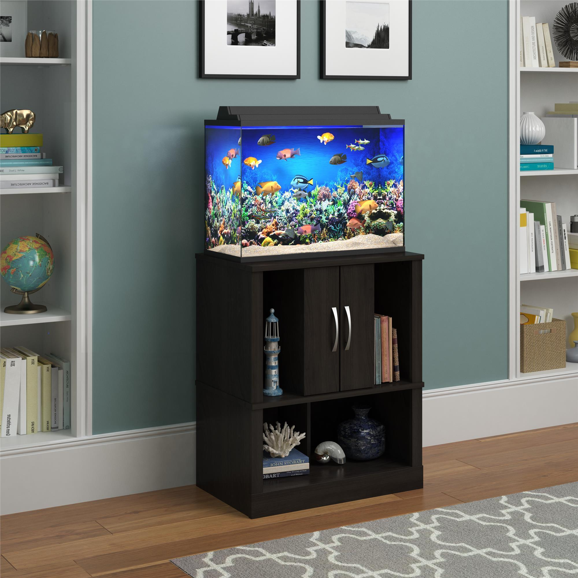 Ameriwood Home Altra Cove 20 Gallon Aquarium Stand (Aquar...