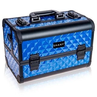 Link to SHANY Fantasy Collection Makeup Artists Cosmetics Train Case Similar Items in Makeup Brushes & Cases