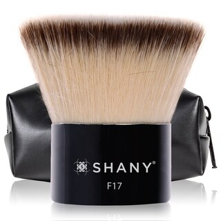 SHANY Vegan-friendly Synthetic Bristled Kabuki for Blush/ Bronzer