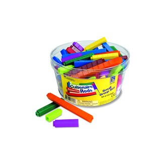 Learning Resources Connecting Cuisenaire Rods Small Group Set