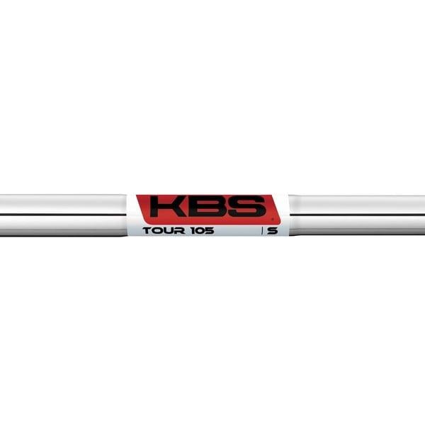 Kbs Tour 105 Taper Tip Steel Golf Shaft