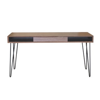 Marcus Desk with Metal Legs