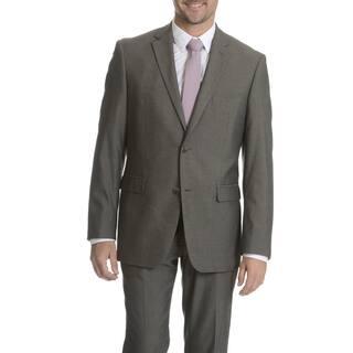 Perry Ellis Men's Grey Slim Fit Separate Suit Blazer|https://ak1.ostkcdn.com/images/products/10845442/P17886178.jpg?impolicy=medium