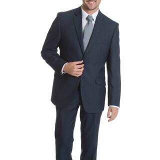 Perry Ellis Men's Blue Slim Fit Suit Separate Blazer (More options available)