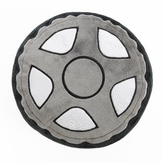 Teyo's Tires 12-inch Throw Pillow