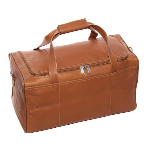 Piel Leather Traveler's Select XS Duffel Bag