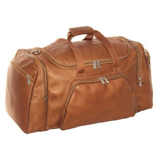 Piel Leather 21-inch Carry On Sports Duffel