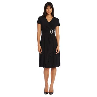 R & M Richards Women's Short Ring Dress (More options available)