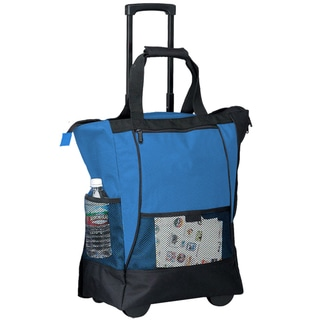 Goodhope On The Go Rolling Shopper Tote