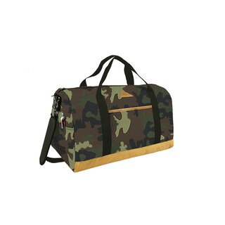 Goodhope Epic Carry On Sport Duffel Bag (Option: Camouflage)