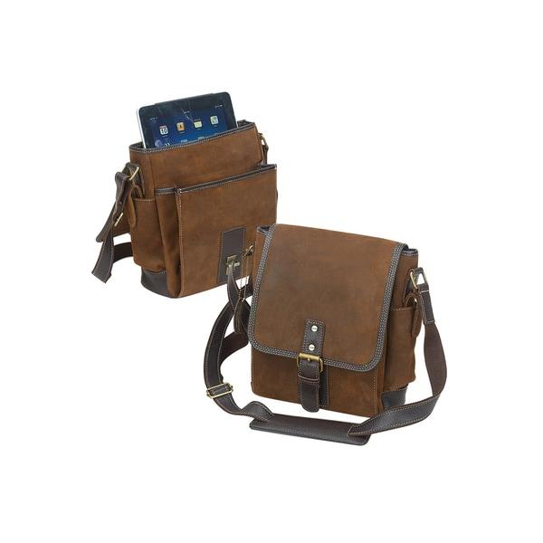 Bellino Outback Tablet Sling Messenger Bag. Opens flyout.
