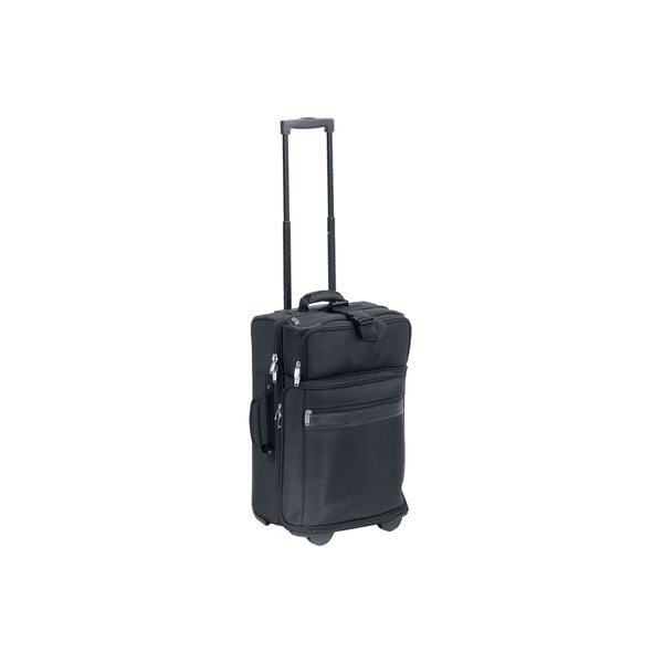 Goodhope 3-IN-1 20-inch Carry On Laptop Garment Upright Suitcase