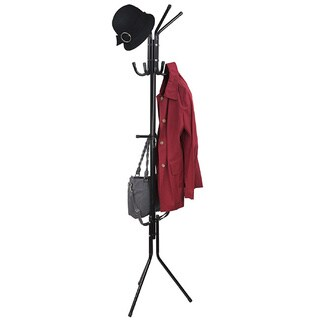 Home Basics Free-standing Coat Rack