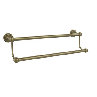 Allied Brass Dottingham Collection 36-inch Double Towel Bar