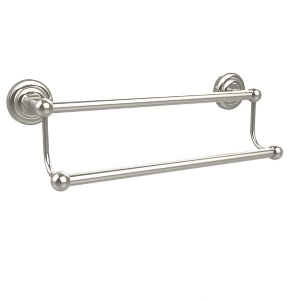 Allied Brass Prestige Que New Collection 30-inch Double Towel Bar