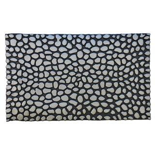 Silver Pebbles Doormat