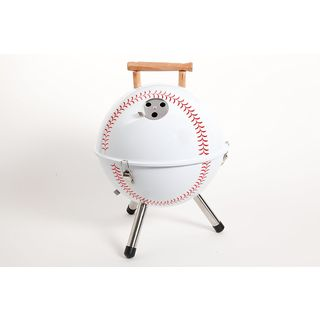 Baseball Style Outdoor Grill