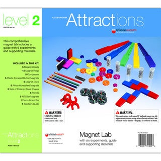 Dowling Magnets Classroom Attractions Kit
