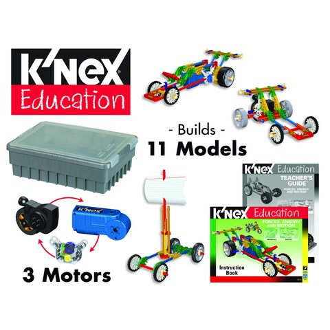K'NEX Forces Energy and Motion
