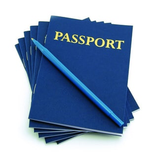 Hygloss My Passport Books