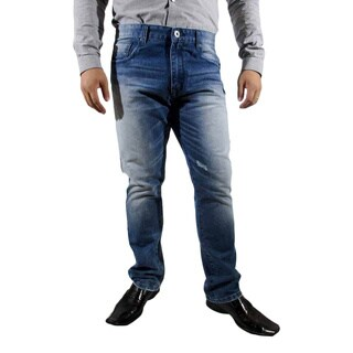 The United Freedom MEN'S SELVEDGE TAPED JEAN, BASIC FASHION SLIM FIT