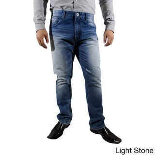 The United Freedom MEN'S SELVEDGE TAPED JEAN, BASIC FASHION SLIM FIT (More options available)