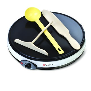Euro Cuisine CM20 Eco Friendly Crepe Maker