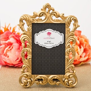 Gold Baroque 4 x 6-inch Photo Frame