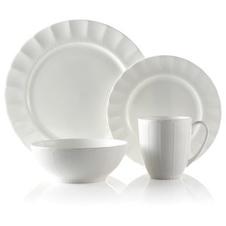 Roscher 32-piece Symphony Bone China Dinnerware Set (service for 8)