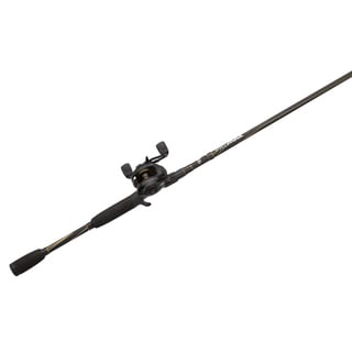 Abu Garcia Pro Max Combo 7' 1-piece Rod 7.1:1 Gear Ratio 8 Bearings Left Hand