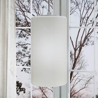 Vonn Lighting Subra VMP21611WH Pendant with LED Light Bulb White
